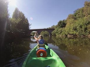 descente canoe kayak thruy harcourt clec