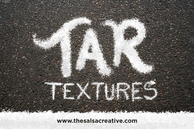 FREEBIE: Tar High Resolution Textures