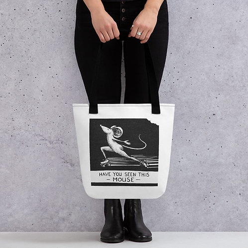 Magnus Mouse Tote bag