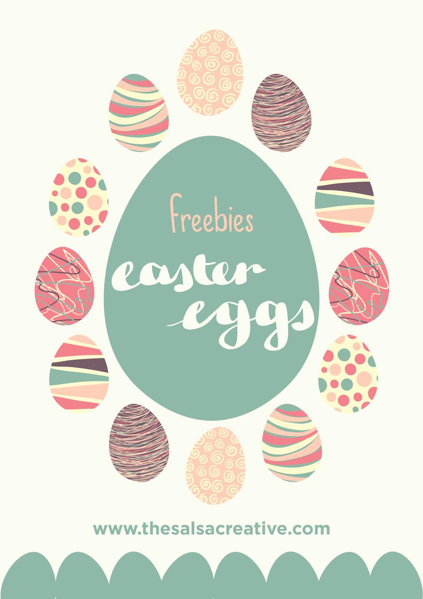 Free Easter Egg Vectors
