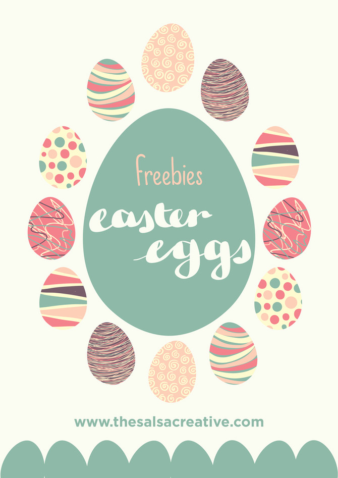 Free Easter Egg Vectors