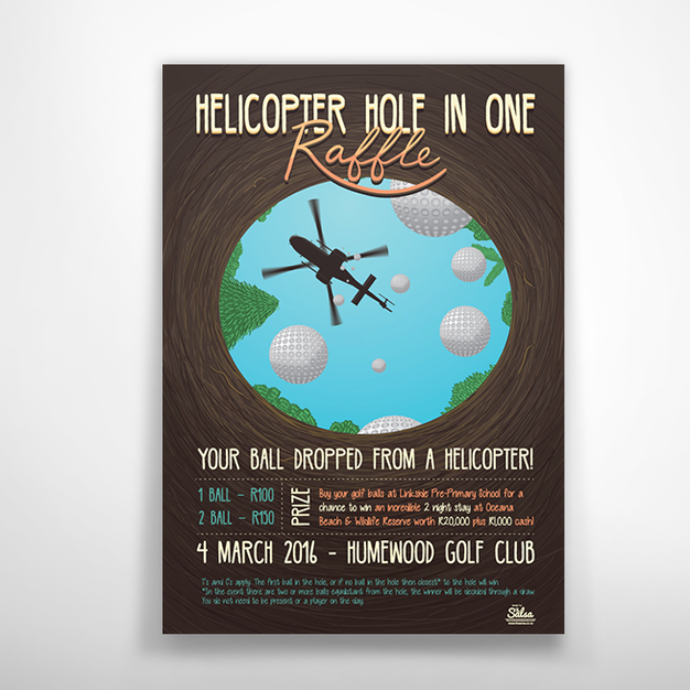 Illustrated Poster
