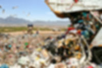 Huge amounts of waste being dumped at Falsebay Landfill
