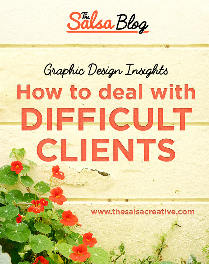How to Deal with Difficult Clients