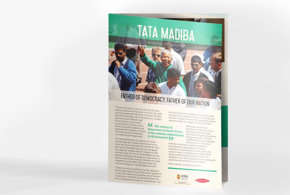 Tata Madiba Educational Resource