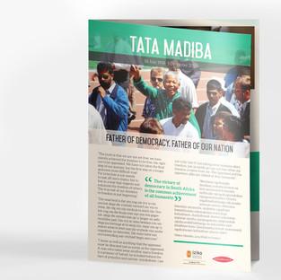 Poster/booklet design and illustration