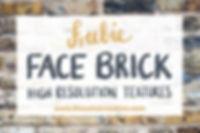Face Brick wall textures