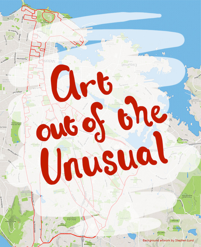 Art out of the Unusual