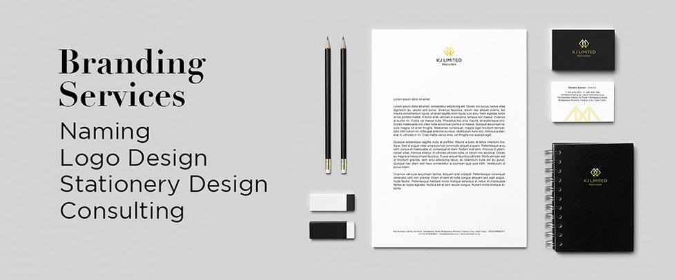 Branding and logo design packages and prices