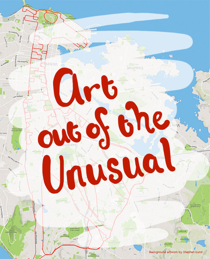 Art of the Unusual - Giveaway