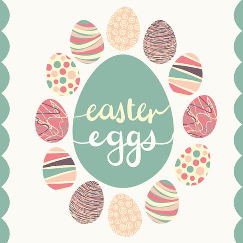 Easter Egg Vectors