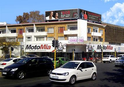 Billboard Design for Kaya FM