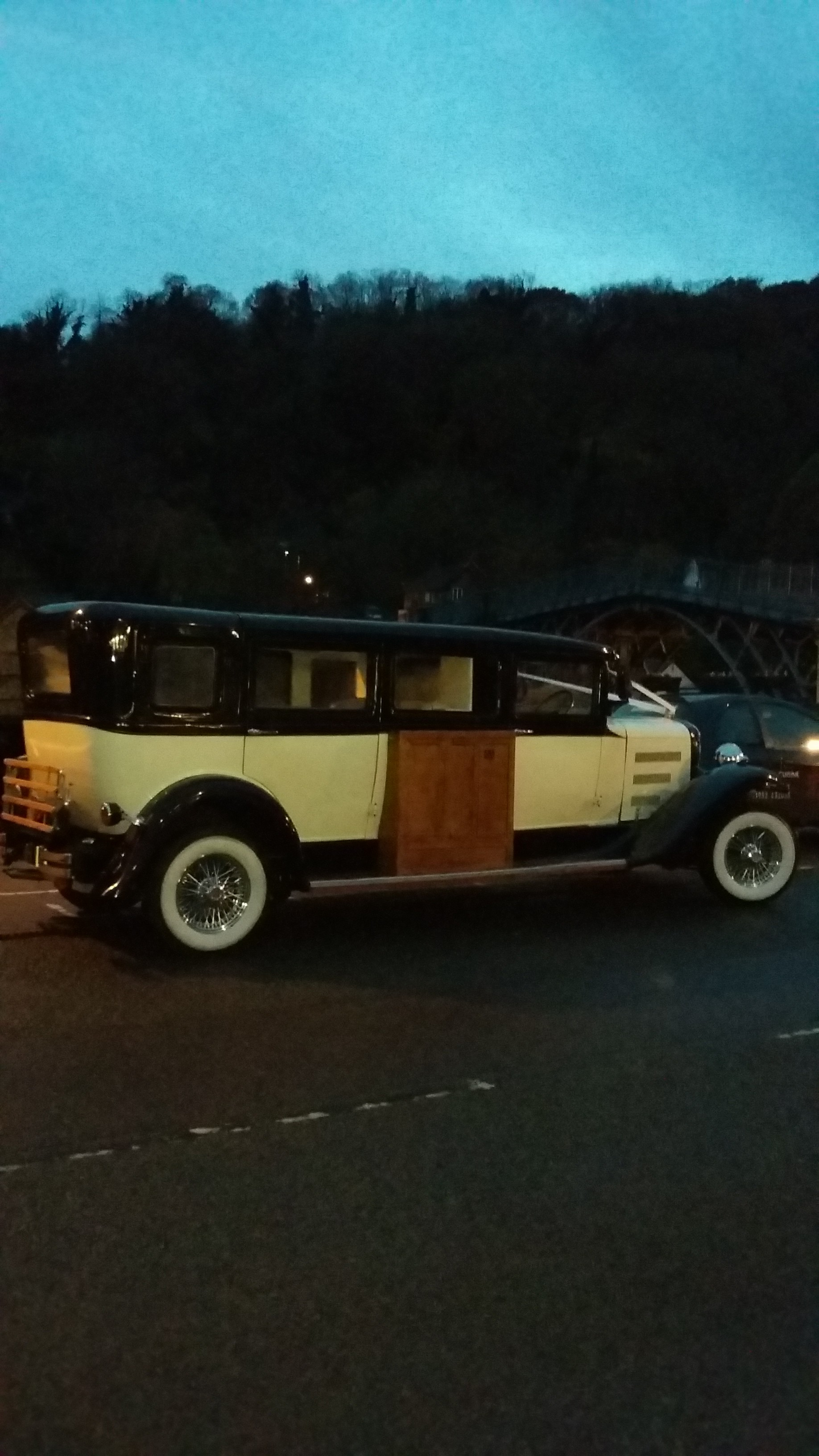 ironbridge car
