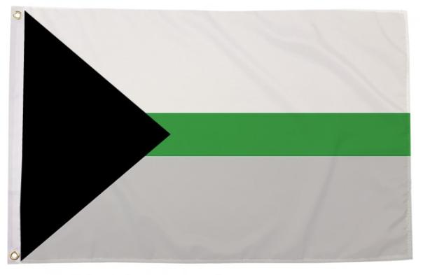 Demiromantic Pride Flag