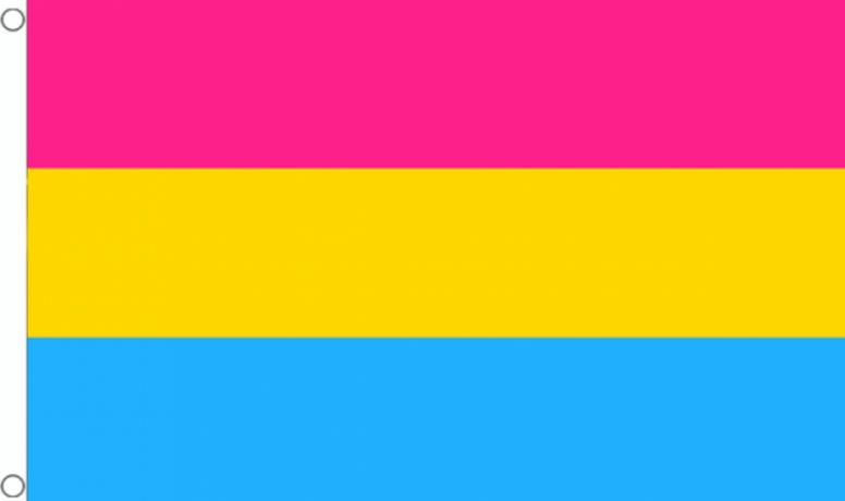 Pansexual Pride Flag