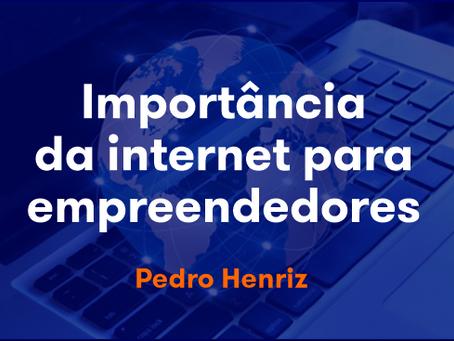 Importância da internet para empreendedores
