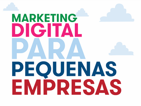 Marketing digital para pequenas empresas