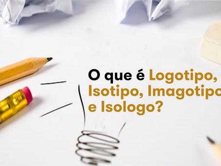 O que é Logotipo, Isotipo, Imagotipo e Isologo?