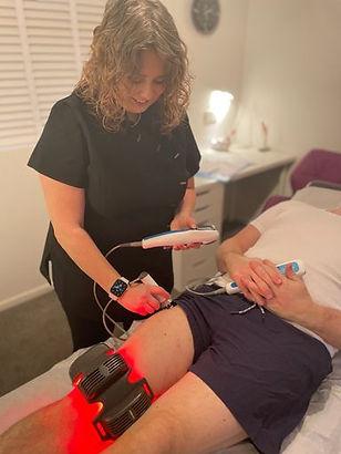 Sports injuries treatment cheltenham