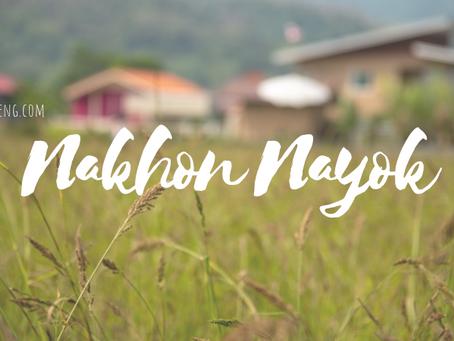 Une journée à Nakhon Nayok