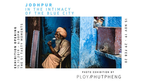 Jodhpur - In the Intimacy of the Blue Ci