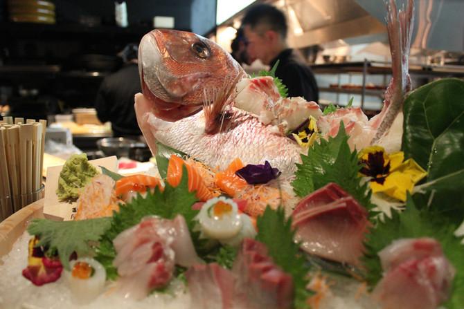 Shibui Robata Bar Opens on Adelaide
