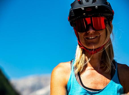 Top rider Cécile Ravanel a Finale