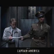 CAPTAIN AMERICA : The First Avenger  ( 2011 )