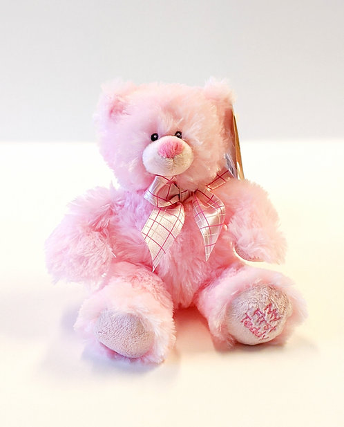 Mini My First Teddy (Pink)