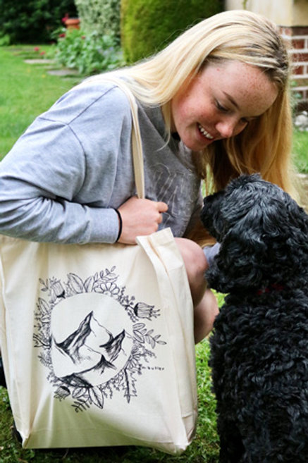 Best Tote Bag - Mountains design