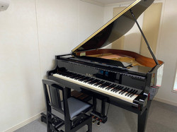さいたま市緑区ふじまきピアノ教室のグランドピアノ