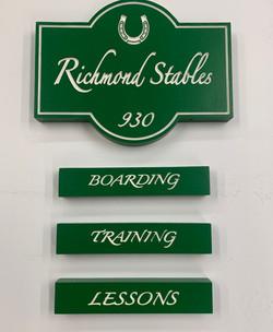 Richmond Stables, VA