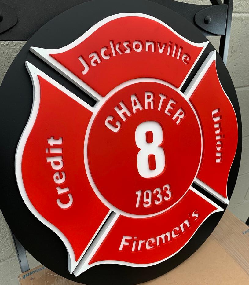 Jacksonville Fireman's Credit Union, FL.