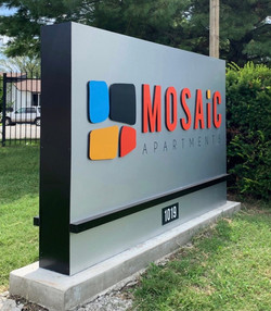 Mosaic Apartments, TN