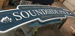 North Carolina Soundside Pier