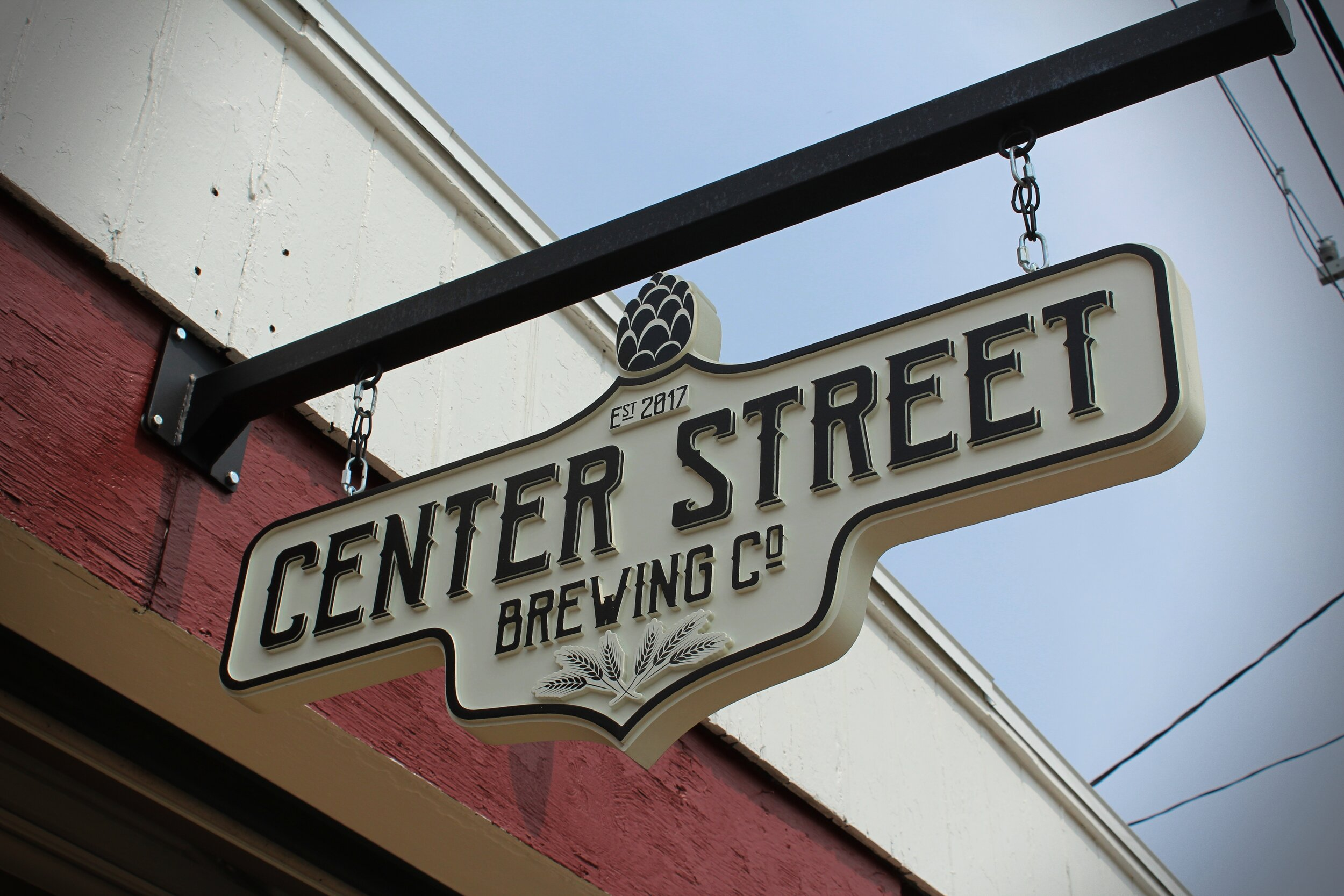 Center Street Breweing