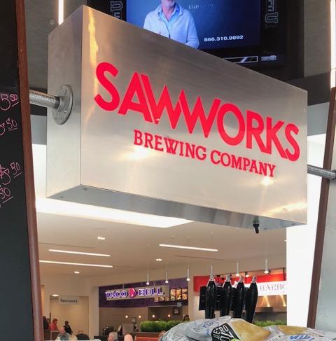 Sawworks Brewing Company