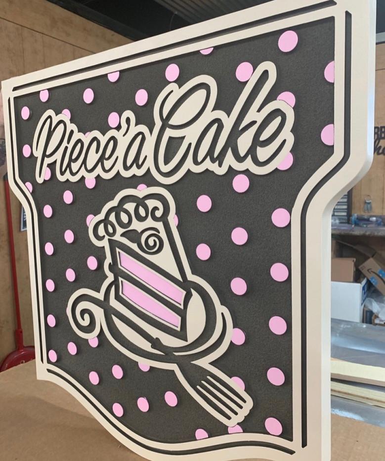 Piece'a Cake, PA