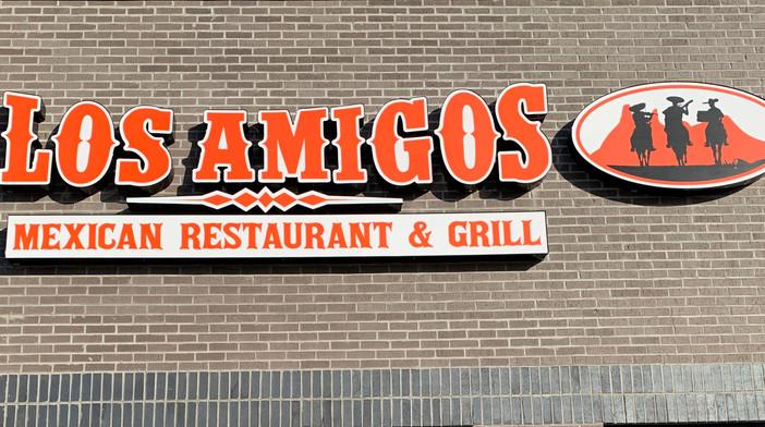 Los Amigos Channel Sign, Gallatin, TN