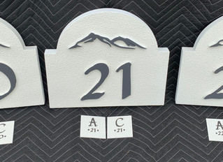 Branding Your New Business? Use Laser Cut Letters!