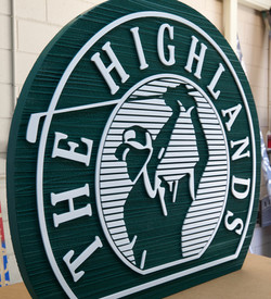 The Highlands Golf Course, VA
