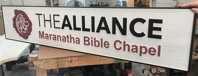 The Alliance Maranatha Bible Chapel