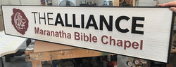 The Alliance Maranatha Bible Chapel