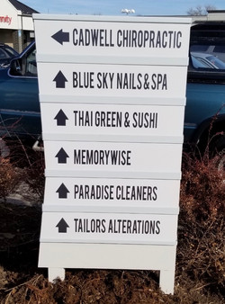 Monument Sign - Colorado