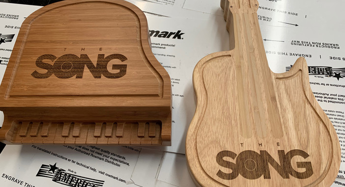 The Song - gift boxes