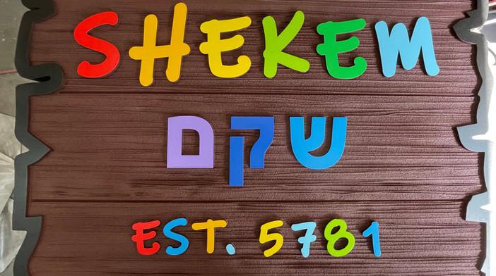 Shekem, WI