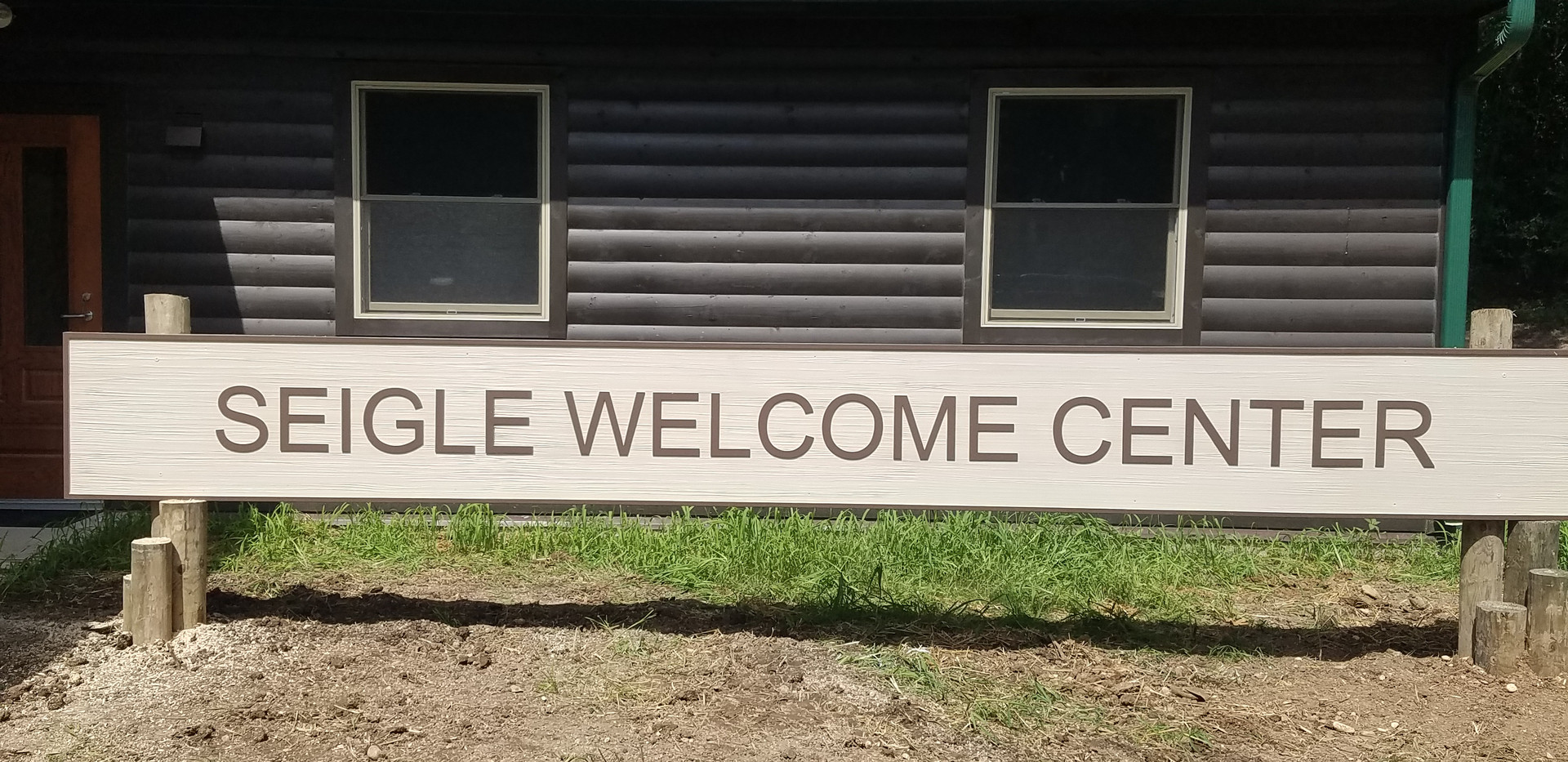 Seigle WelcomeCenter, WI