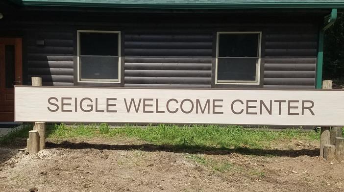 Seigle WelcomeCenter, WI