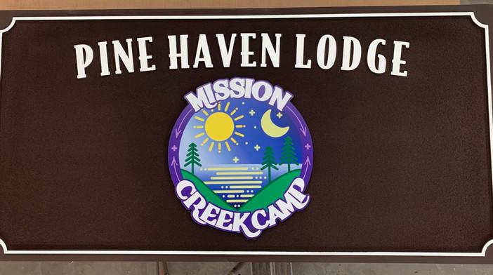 Pine Haven Lodge-Mission Creek Camp, KS
