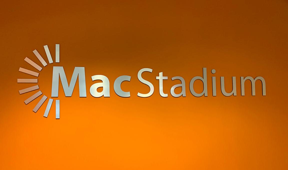MacStadium logo, GA